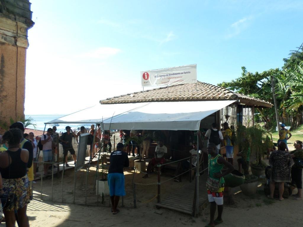 Serviço de atendimento ao turista - Morro de São Paulo | Bahia