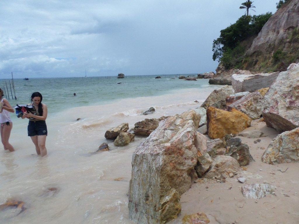 Trilha para a Praia da Argila | Morro de SP - BA
