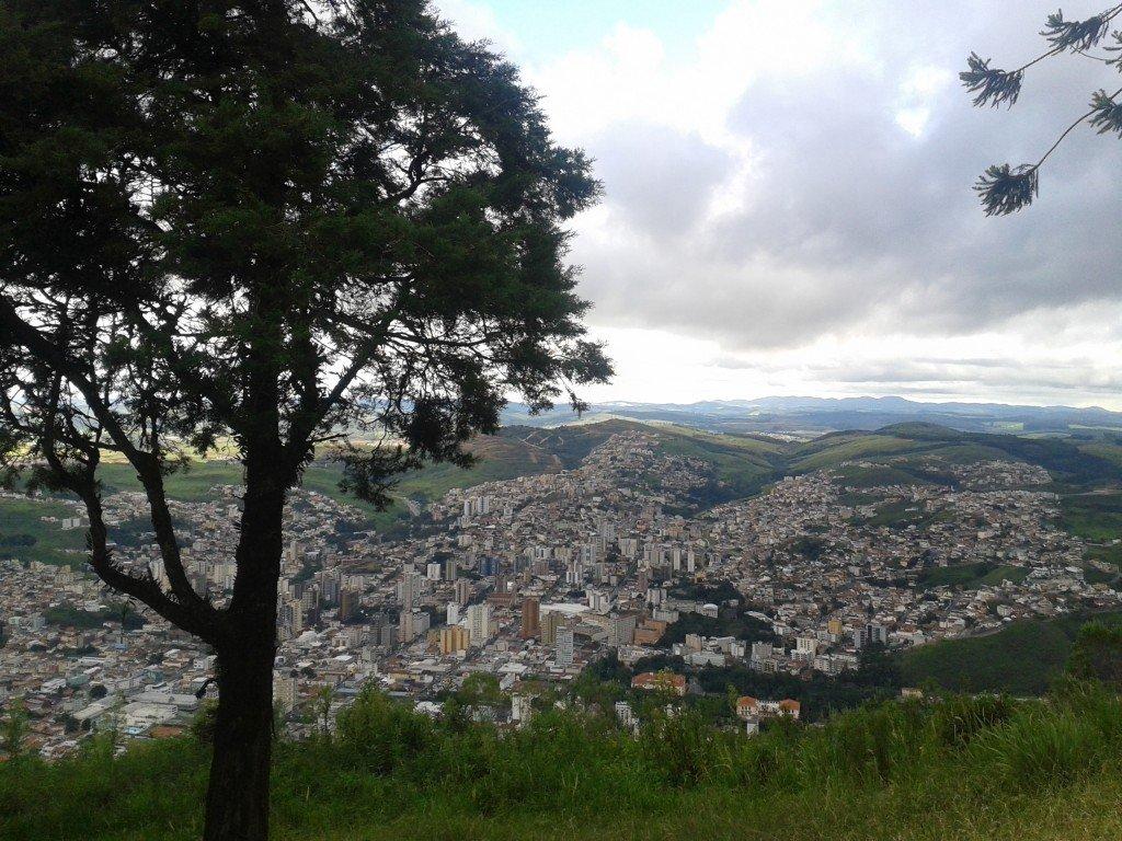 Vista da Serra de São Domingos