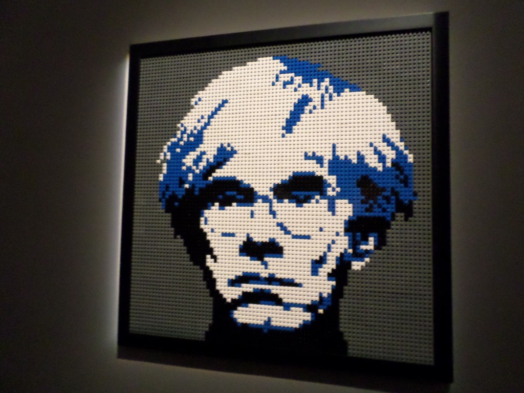 Andy warhol|The Art of The Brick