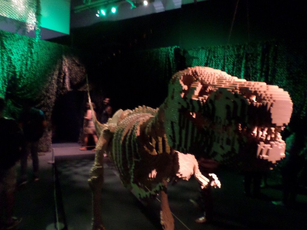 Dinossauro | The Art of The Brick