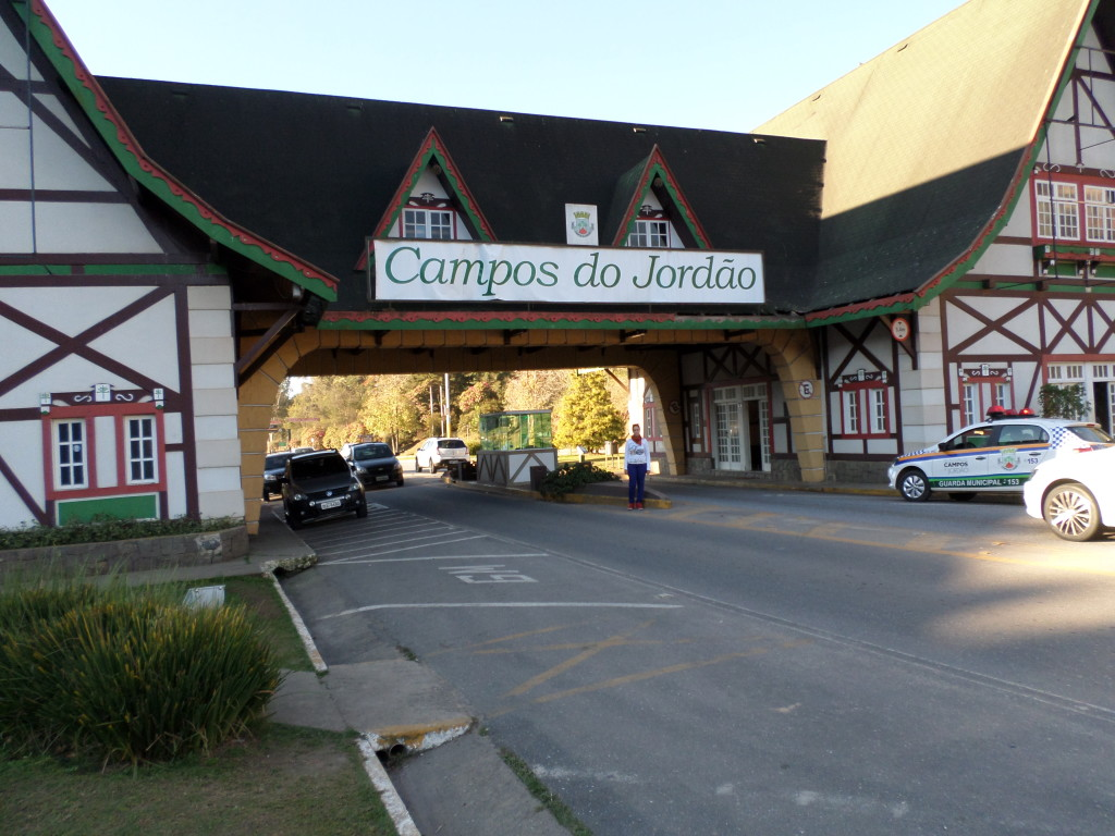 Portal de Campos do Jordão - SP