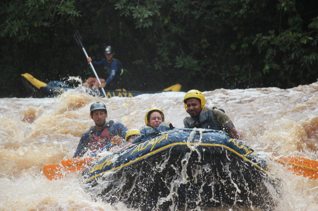 Rafting com a Alaya Brotas | SP