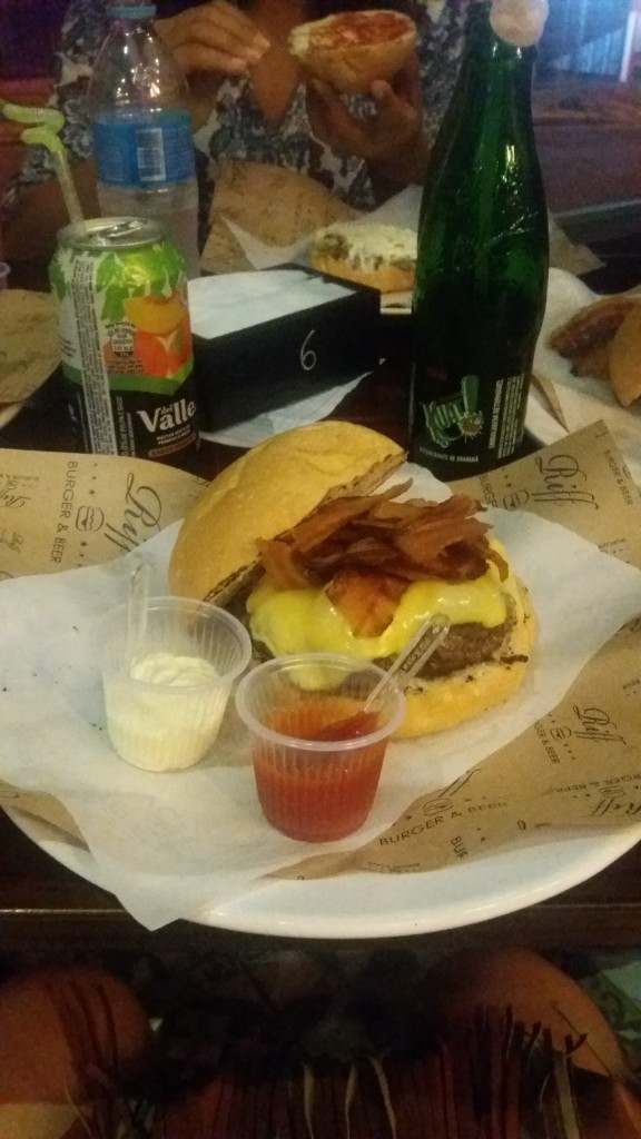 Riff Burger & Beer | Brotas - SP