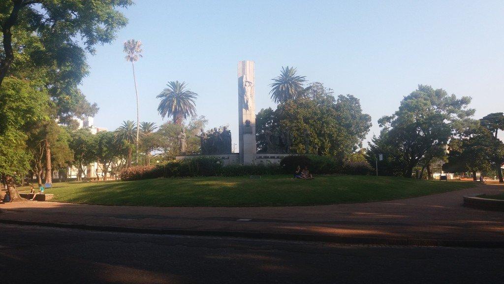 Parque Rodó \ Montevidéu - Uruguai