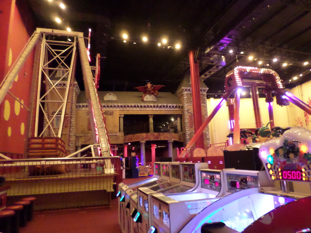 Dark Ride (trem fantasma) Hot Zone | Park Shopping Campo Grande - RJ