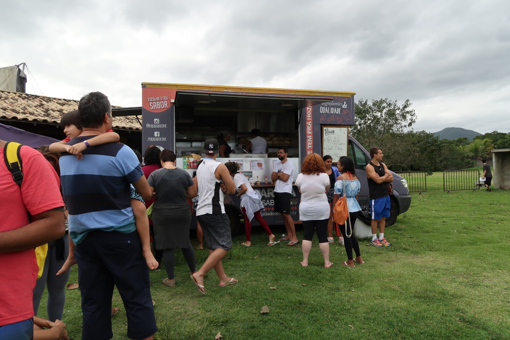 Food Truck | Bubble Fest Rio