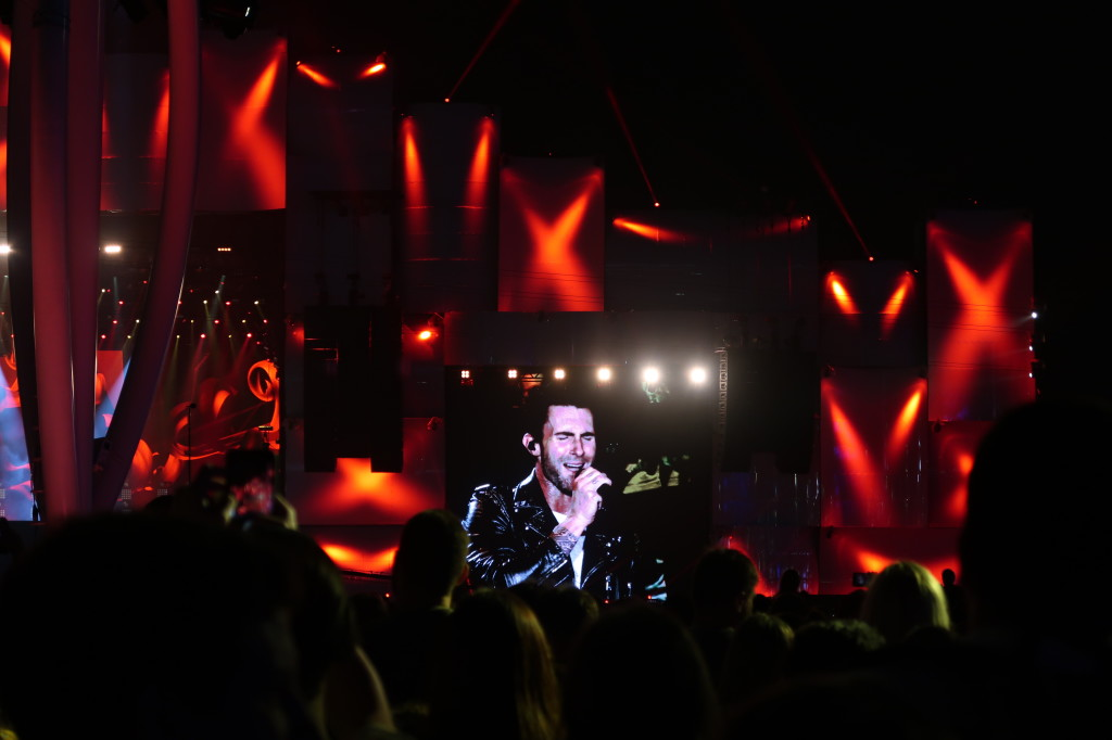 Maroon 5 no Rock in Rio