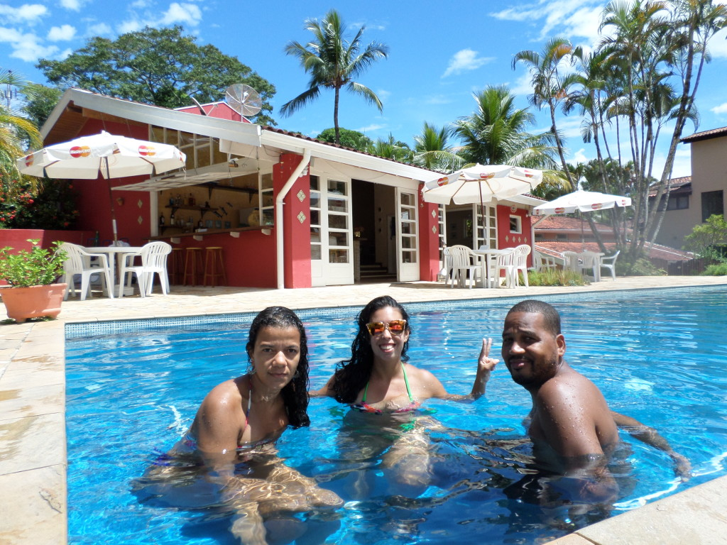 Piscina do Hotel Ilhasol - Ilhabela | SP